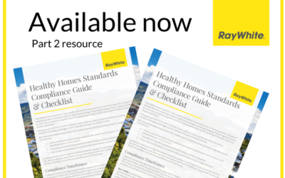 2020 Healthy Homes Standards Compliance Guide & Checklist