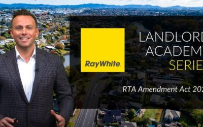 Residential Tenancies Amendment Act 2020  – Update